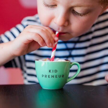 kidpreneur mug